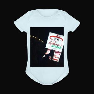 Rigos Tawcs - Short Sleeve Baby Bodysuit