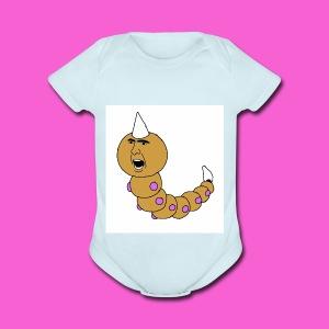 Original Will Logo - Short Sleeve Baby Bodysuit