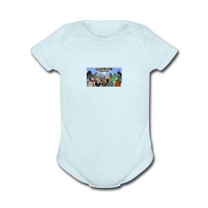th - Short Sleeve Baby Bodysuit