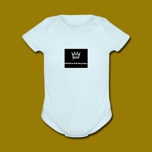 kingTaco - Short Sleeve Baby Bodysuit