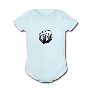 Logo 1500 x 1500 - Short Sleeve Baby Bodysuit