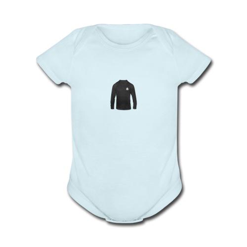 Loufoque Long Sleeve - Organic Short Sleeve Baby Bodysuit