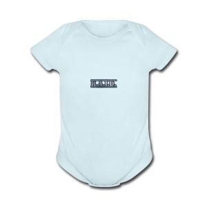 raidimage1 - Short Sleeve Baby Bodysuit