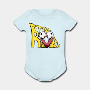 The Boo Review Icon - Short Sleeve Baby Bodysuit