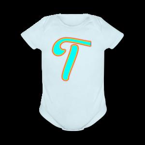 Tyleryolo YouTube Logo - Short Sleeve Baby Bodysuit