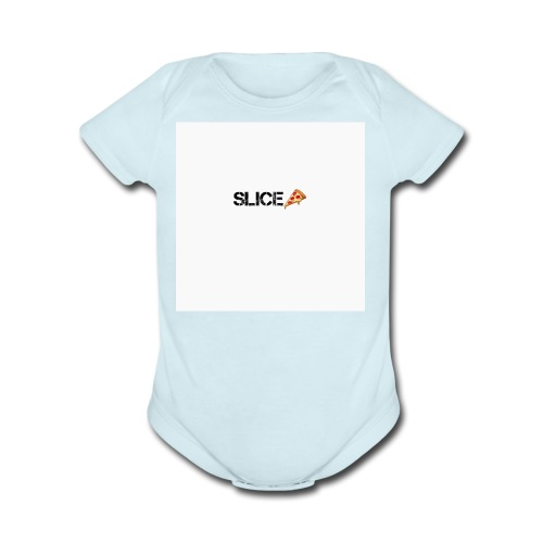 ELICE APPERAL - Organic Short Sleeve Baby Bodysuit