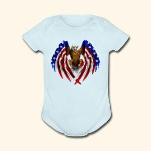 Bricens Merch - Short Sleeve Baby Bodysuit