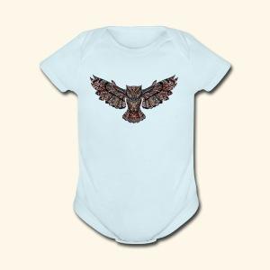 Night Stalker - Short Sleeve Baby Bodysuit