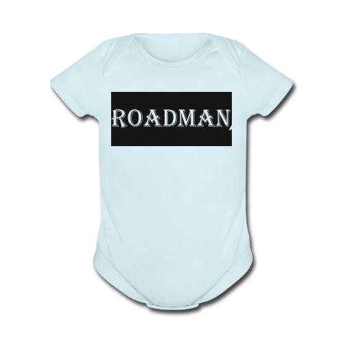 ROADMAN - Organic Short Sleeve Baby Bodysuit