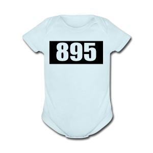 Untitled 1 - Short Sleeve Baby Bodysuit