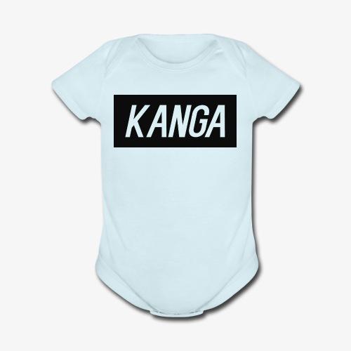 Kanga Designs - Organic Short Sleeve Baby Bodysuit