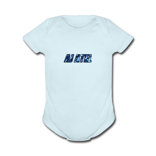 Aj Atel - Organic Short Sleeve Baby Bodysuit