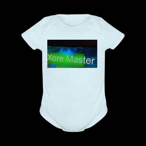 XoreMasterStore buy things it will make you cool.. - Organic Short Sleeve Baby Bodysuit