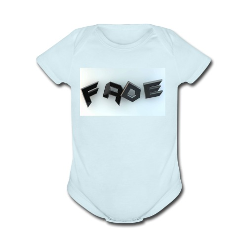 IMG 0578 - Organic Short Sleeve Baby Bodysuit