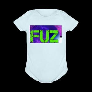 FuzMerchShop - Short Sleeve Baby Bodysuit