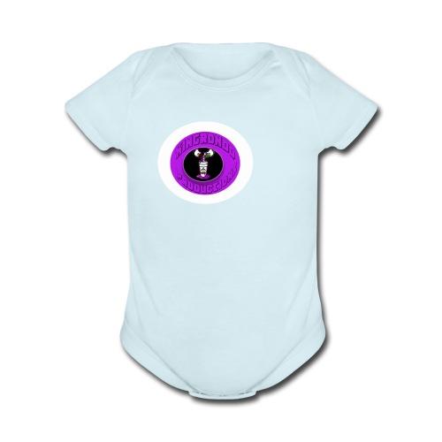 RONDO MERCH - Organic Short Sleeve Baby Bodysuit