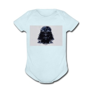 Darth Vader - Short Sleeve Baby Bodysuit