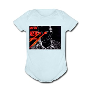 Join the New Generation - Short Sleeve Baby Bodysuit