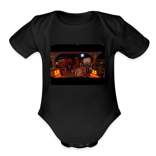 IMG 0392 - Organic Short Sleeve Baby Bodysuit