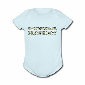PARANORMAL PROPHECY CLASSIC - Short Sleeve Baby Bodysuit