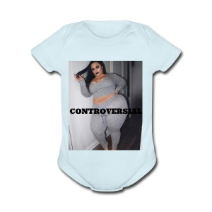 CONTROVERSIAL - Short Sleeve Baby Bodysuit