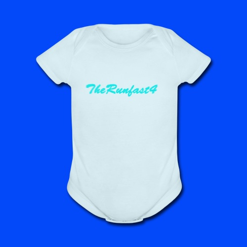Official Brand - Organic Short Sleeve Baby Bodysuit