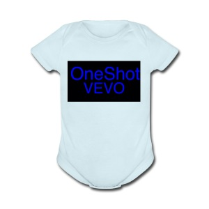 OSVEVO Merch - Short Sleeve Baby Bodysuit
