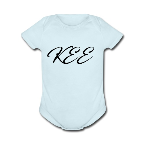 KEE Clothing - Organic Short Sleeve Baby Bodysuit