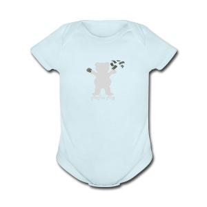 MaTrix Plug Merchandise - Short Sleeve Baby Bodysuit