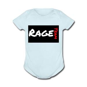 TheRageTeam T-Shirt - Short Sleeve Baby Bodysuit