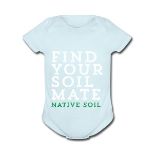 t shirt - Short Sleeve Baby Bodysuit