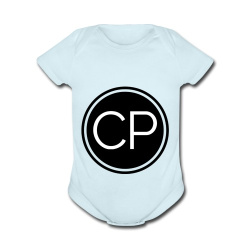 Coastal Photography - Organic Short Sleeve Baby Bodysuit