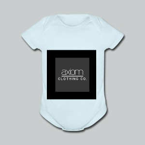 axiom - Short Sleeve Baby Bodysuit