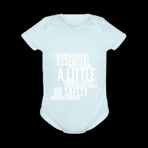Benjamin Franklin - Short Sleeve Baby Bodysuit