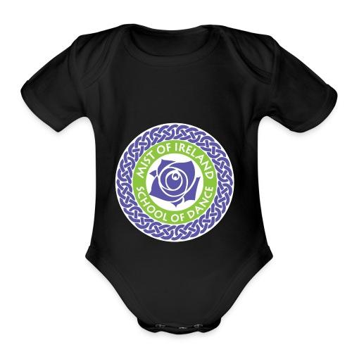 MOIFinal - Organic Short Sleeve Baby Bodysuit
