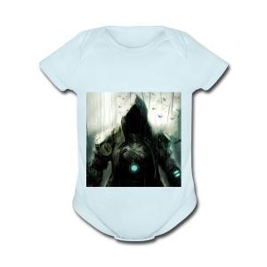 The Sickness Design - Short Sleeve Baby Bodysuit
