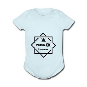 Brand PeterOK Merchandise - Short Sleeve Baby Bodysuit