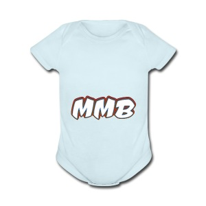 MMB - Short Sleeve Baby Bodysuit