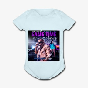 Gametime PROMO GEAR - Short Sleeve Baby Bodysuit