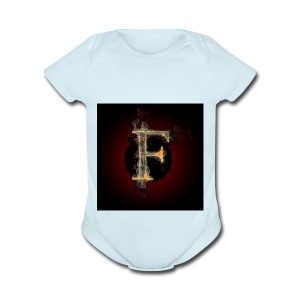 fofire gaming/entertainment - Short Sleeve Baby Bodysuit