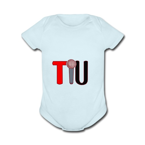 This is Us - Organic Short Sleeve Baby Bodysuit