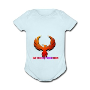 GVRPP Official Merchandise - Short Sleeve Baby Bodysuit