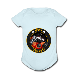 URC Mission Patch - Short Sleeve Baby Bodysuit