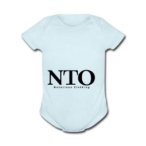 Notorious_Clothing - Short Sleeve Baby Bodysuit