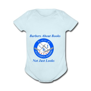Barbershop Books - Short Sleeve Baby Bodysuit