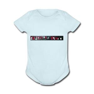 OG River Rat - Short Sleeve Baby Bodysuit