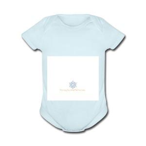 Logo 2 - Short Sleeve Baby Bodysuit