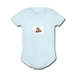 This is good design - Short Sleeve Baby Bodysuit