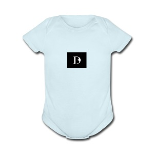 Dablasta Gaming Official Fan Shirt - Short Sleeve Baby Bodysuit