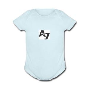 EA99EA3A F011 477D 834C DC27D163A607 - Short Sleeve Baby Bodysuit